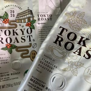 スタバのtokyo roast