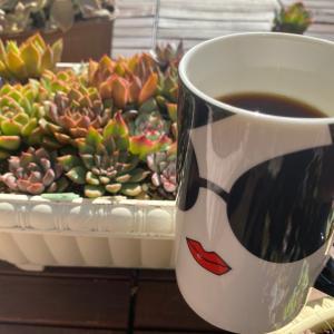 朝コーヒーの良い季節♪