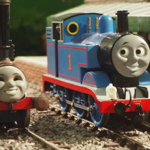 G1MRA 2019 - TomsProps' Lower Tidmouth Display and Other Thomas Exhibits