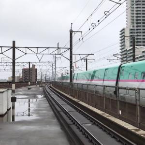 E5はやぶさ新幹線