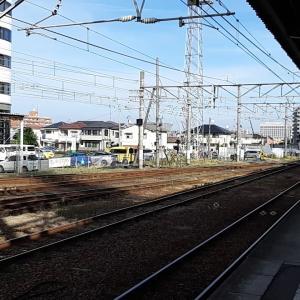 8600系 松山駅入線