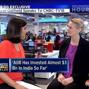Plan to invest in clean energy in India, says Laurel Ostfield of AIIB