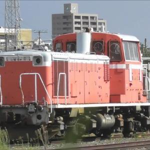 DD16-302号機 遂に解体場に留置される!2019.11.7 JR長野総合車両センター panasd 1423