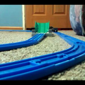 TrackMaster Custom Jinty and Pug Review and Run