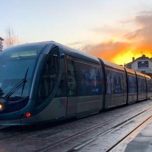 Nouvelle Ligne D du Tramway de Bordeaux