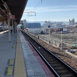 JR西日本289系特急こうのとり3号新三田駅通過