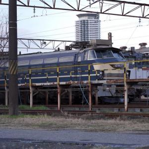 1/25 朝 吹田機関区 EF66-27 EF66 100番台 EF210 EF65 2000番台 JR貨物 電気機関車 Locomotive