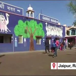 जयपुर के इस रेलवे स्टेशन की कमान महिलाओं के हाथ