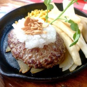 カフェハチ(cafe hachi)秋保里センター店|肉汁たっぷりのハンバーグに舌鼓【宮城県太白区】
