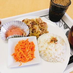 10月第2週の昼食メニューをご紹介!
