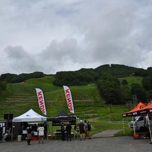 2021 DOWNHILL SERIES #1 岩岳