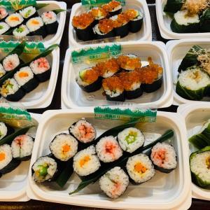 巻き寿司色々