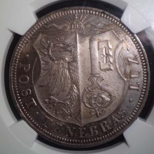 スイスの……アンティークコイン!