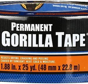 ゴリラテープは補修や粘着力で驚異のパワーを見せる万能接着テープ!