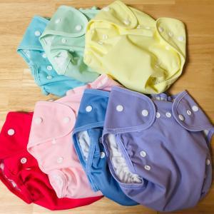 【双子ママおすすめ】布おむつ育児を続けるための5つのポイント