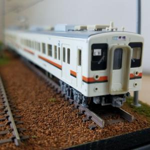 鉄道模型   119系 東海色