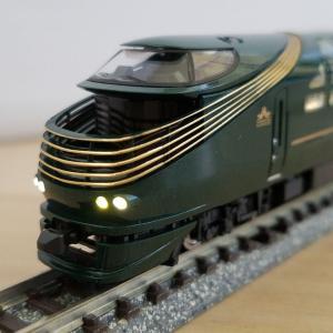 鉄道模型  KATOの瑞風 27日発売
