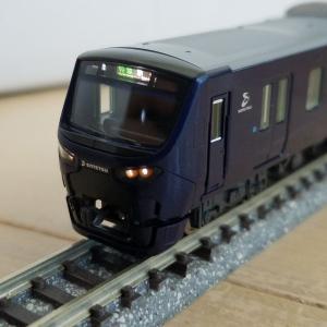鉄道模型 TOMIXの相鉄12000系入線