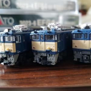 鉄道模型 64の双頭機