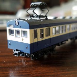 鉄道模型 72.73形御殿場線、入線