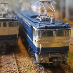 鉄道模型 ステイホームの小改造