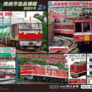 鉄道模型 KATO新製品情報です