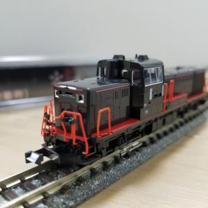 鉄道模型鉄コン九州大会開催祈願DE10-1195 JR九州仕様登場時 入線