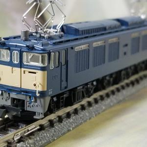 鉄道模型 KATO EF64 1次形 入線