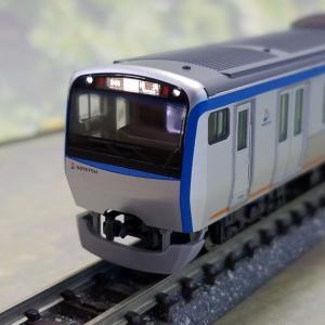 鉄道模型 トミックス相模鉄道11000系 入線