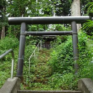 「山神社」(小田原市久野)