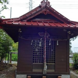 「山神神社」(小田原市久野)