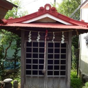 「神明神社」(小田原市久野)