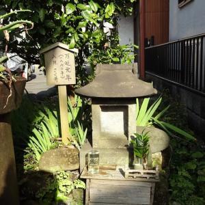 「石祠」(横須賀市東浦賀)