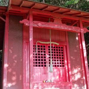 「船守稲荷神社」(横須賀市東浦賀)
