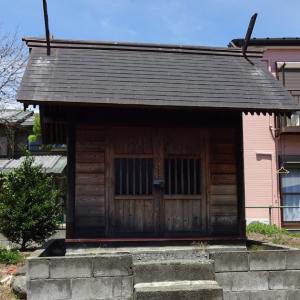 「神明社」(平塚市南金目)