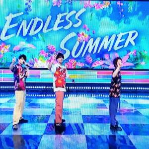 ㊗️ ENDLESS SUMMER シングル1位獲得