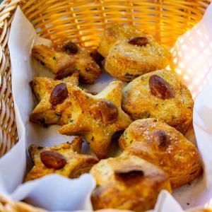 むくみ解消シナモン効果とカリーチーズクッキーのレシピ