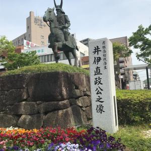 【滋賀】彦根城周辺情報!ひこにゃんに肉寿司も…【ぼっち旅】