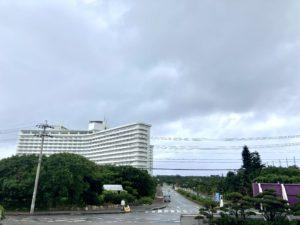 ロイヤルホテル沖縄残波岬でランチと大浴場を楽しみ、癒された