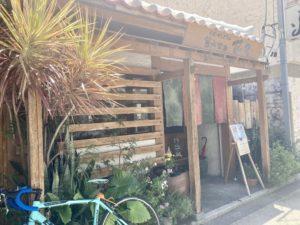 那覇市久茂地の久茂地川沿いにあるオシャレな古民家風の琉球茶房すーるの沖縄そばが美味しい