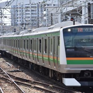 渋谷駅大規模工事 湘南新宿ライン編と工事