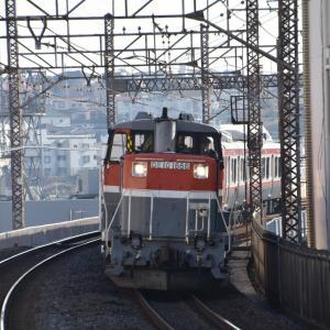 しなの鉄道SR1系200番台甲種撮影