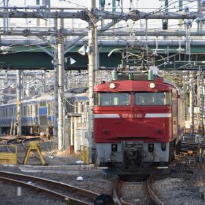 E531系K401 秋田工場出場配給
