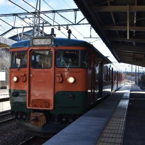 しなの鉄道S25湘南色撮り納めへ