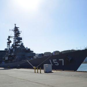 海上自衛隊佐世保基地 護衛艦さわぎり