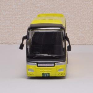 1/80ダイキャスト製ミニカー はとバス