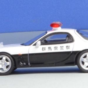 1/64 マツダ RX-7パトロールカー トミカリミテッド ヴィンテージ ネオ