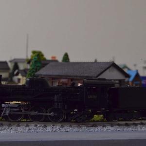 (N)C58観光列車運行風景