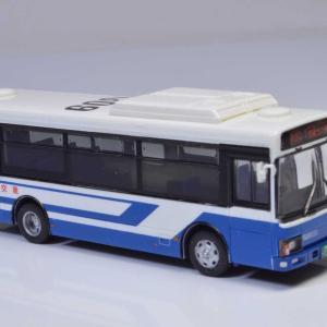1/80 産交バス レインボーⅡノンステップバス お気に入りの一台。