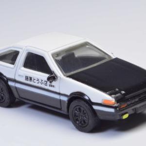 HOサイズ イニシャルD  AE86